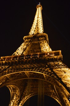La Torre Eiffel © Martha Kiskila